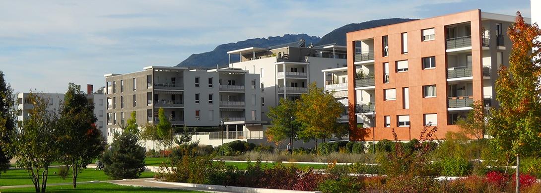 ZAC Centre  Saint Martin d'Hères (38)