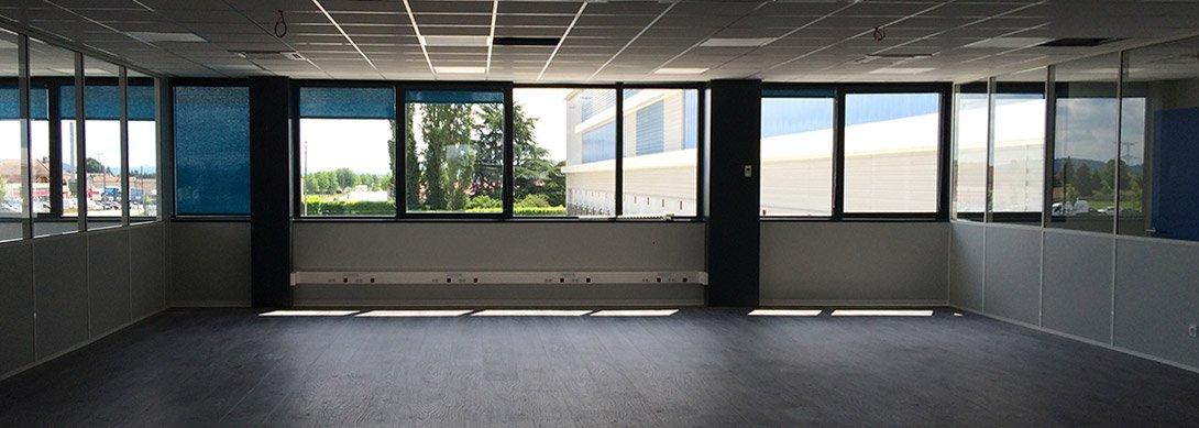 AMO – Construction d'un bâtiment logistique pour les Transports Charvin à St-Quentin-Fallavier