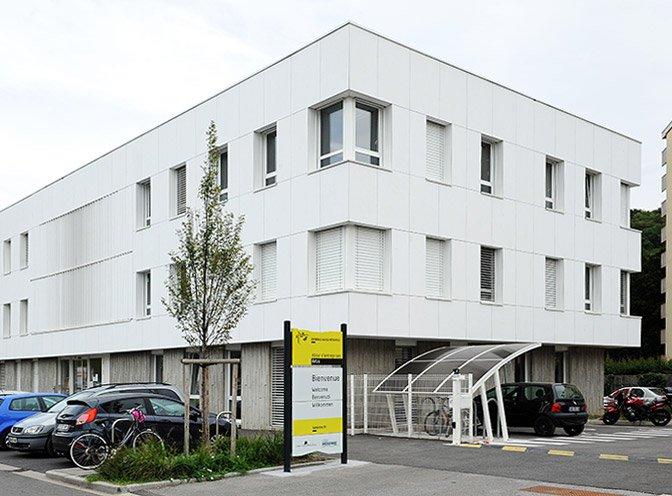 Construction d'un bâtiment tertiaire « ARTIS » à Echirolles