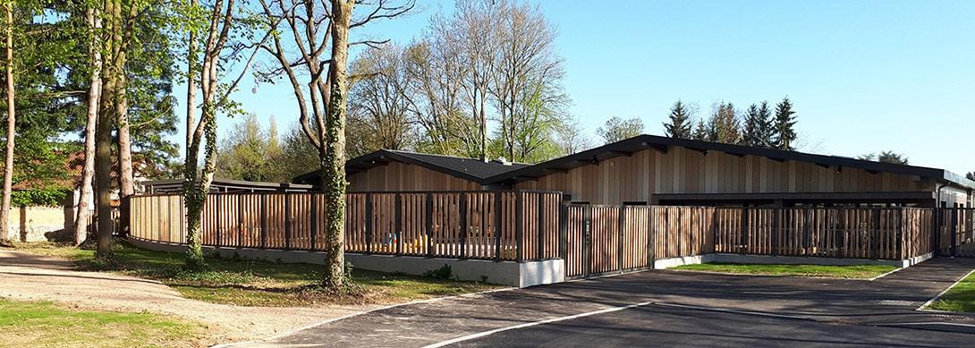 Construction d'un EAJE et d'un RAM sur la commune deSaint-Georges-d'Espéranche