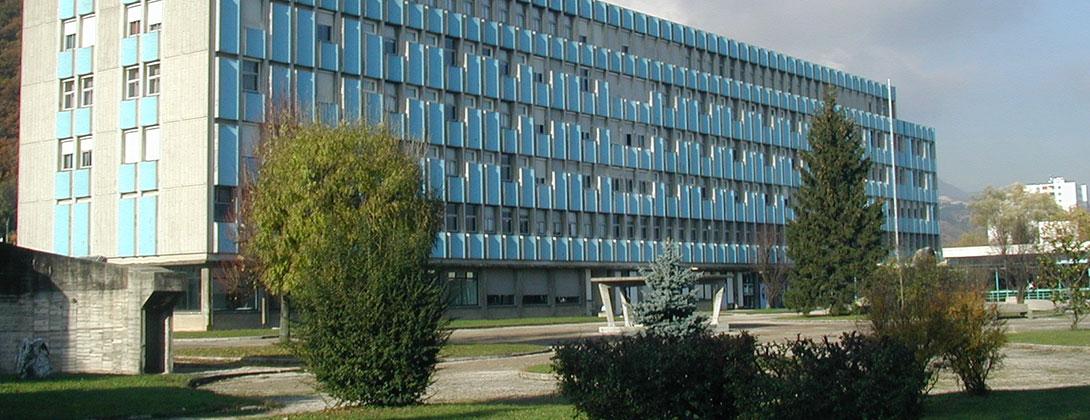 Restructuration de l'internat et construction de nouveaux ateliers au lycée Roger Deschaux à Sassenage