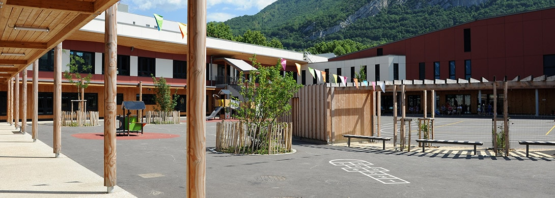 Programmation et mandat de réalisation du groupe scolaire  Simone Lagrange à Grenoble