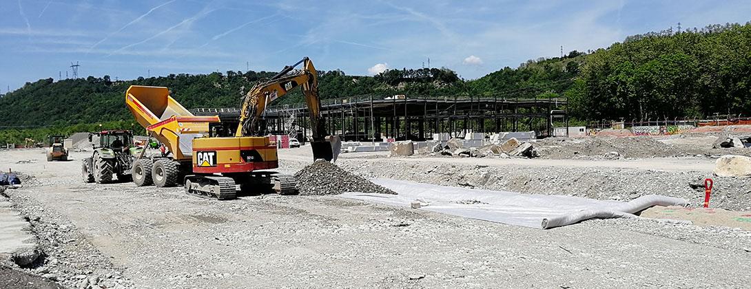 ZAC «SAUT DU MOINE» à Champagnier