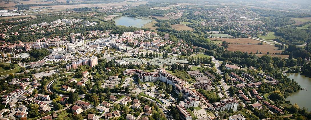 ZAC de Saint-Bonnet-Centre