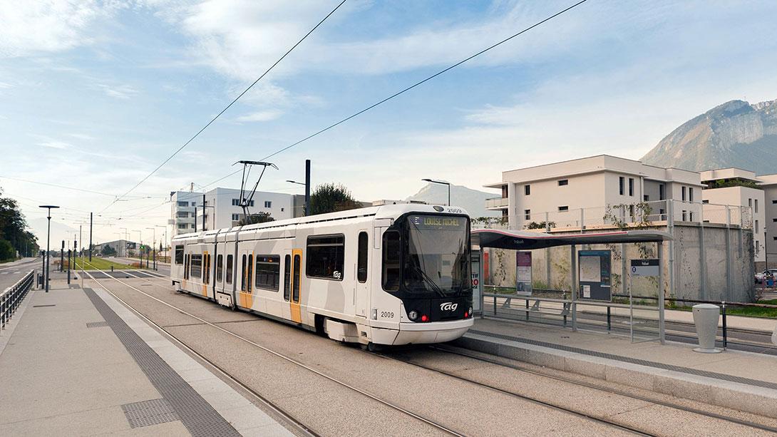 Tramway Ligne E Grenoble