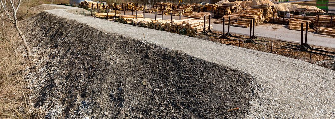 Travaux d'aménagement hydraulique, environnemental et paysager de l'Isère à l'amont du pont de la Bâtie