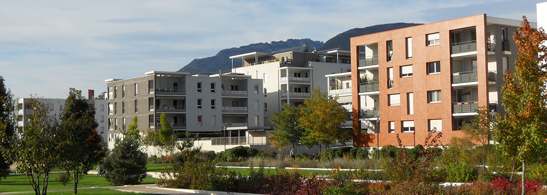 ZAC Centre Saint-Martin-d'Hères