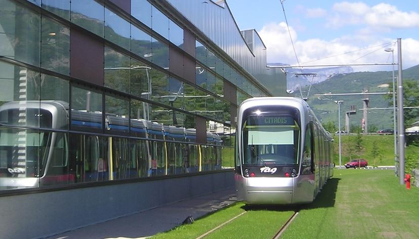 3e ligne de tramway – Grenoble