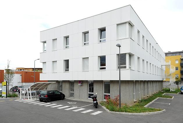 Hôtel d'activités «ARTIS»